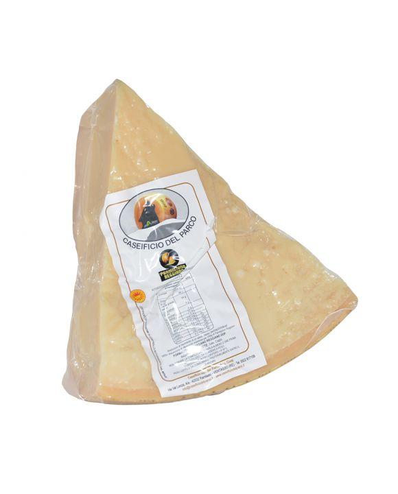 Punta da 3 kg di Parmigiano Reggiano DOP 12 Mesi